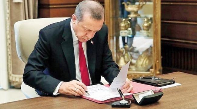Samsun Haber - Cumhurbaşkanı Erdoğan'dan Samsun'a atama