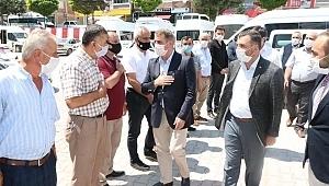 Samsun Haber - Milletvekili Köktaş: Herkesi kucaklayarak çalışmalıyız