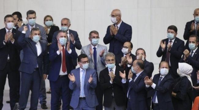 Samsun Haber - Milletvekili Köktaş: Zincirler Kırıldı Ayasofya Açıldı