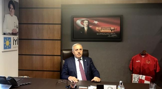 Samsun Haber - Milletvekili Yaşar: Herkesin savunma ve savunulma hakkı eşit olmalı