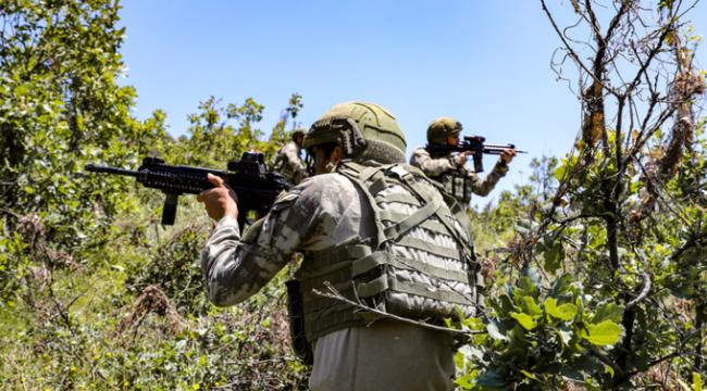 Samsun Haber -  PKK'lı teröristler teslim olmaya devam ediyor