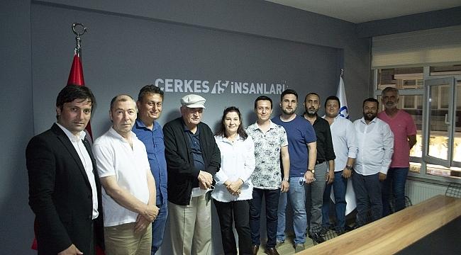 samsun haber - Samsun Çerkes İş İnsanları Derneği kuruldu