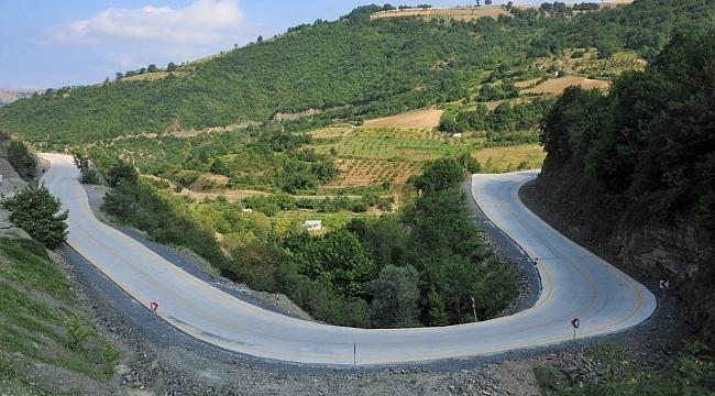 Samsun Haber - Samsun'da 20 mahallenin ortak yolu tamamlandı