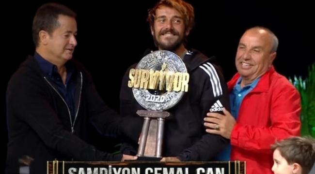 Samsun Haber - Survivor 2020'nin şampiyonu belli oldu