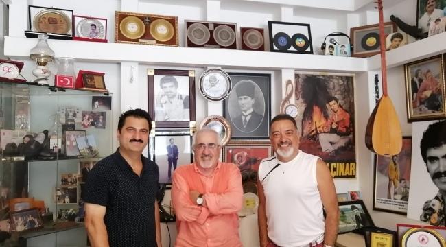 Samsun Haber -  TRT THM Sanatçısı Subaşı'ndan Yıldıray Çınar'a övgü