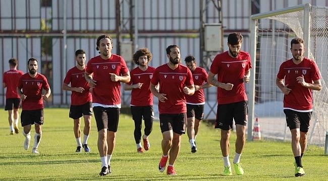 Samsunspor'da transfer sezonu başladı