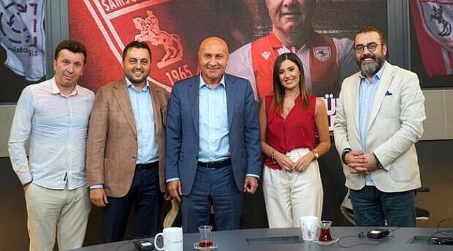 Yüksel Yıldırım: Samsunspor'u Süper Lig'de şampiyon yapacağım!