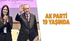 AK Parti Genel Başkan Yardımcısı Karaaslan'dan 19. yıl mesajı