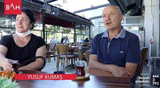Büyük Anadolu Hastaneleri'nde tedavi oldu hayatı değişti