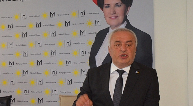 İYİ Parti'liler Hasan Aksoy dedi