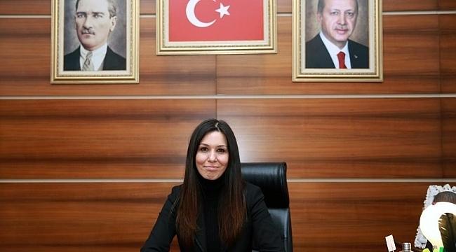 Samsun'da AK Parti'ye yoğun ilgi