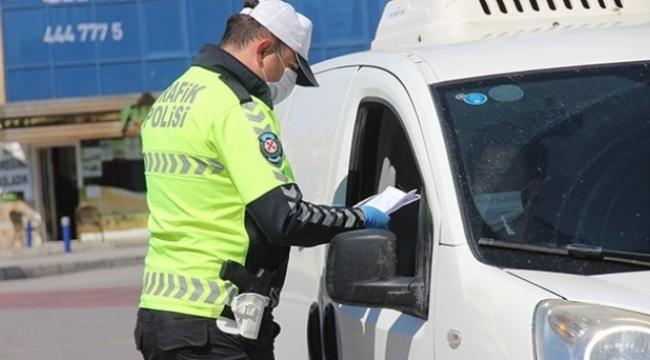 Samsun'da Korona virüs kurallarına uymayanlara ceza yağdı