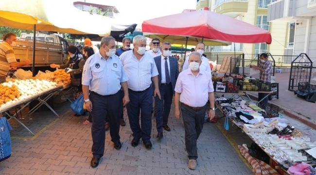 samsun haber - Başkan Demirtaş: Tedbiri elden bırakmayalım