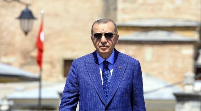 samsun haber - Cumhurbaşkanı Erdoğan: Bugün dünden daha güçlüyüz