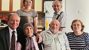 samsun haber - Eski belediye başkanının acı günü