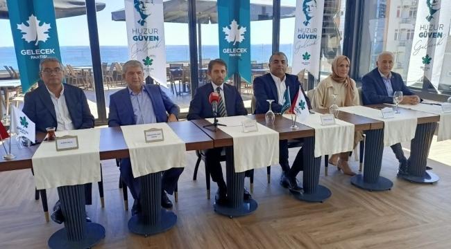 samsun haber - Gelecek Partisi Kurucu İl Başkanı Yeşilyurt iddialı konuştu