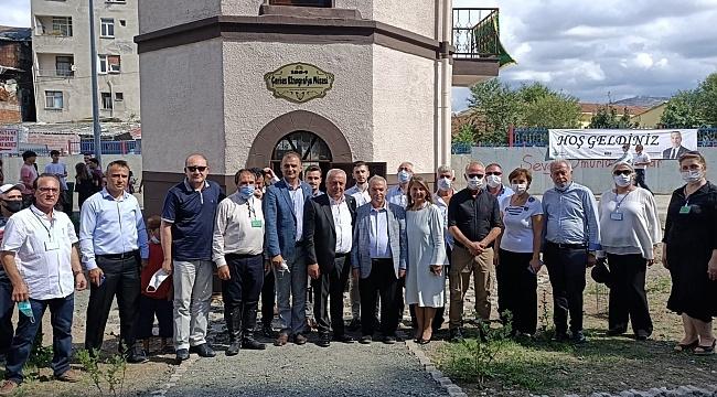 samsun haber - İlkadım'da Çerkes Etnografya Müzesi açıldı