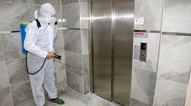 samsun haber - İlkadım'da pandemi ile mücadele sürüyor