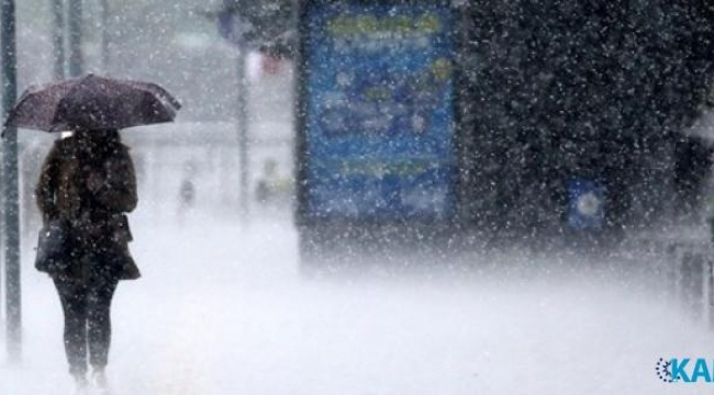 samsun haber - Karadeniz'e şiddetli yağış uyarısı