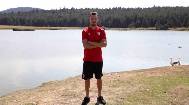 samsun haber - Oğuz Gürbulak: Hedefimiz şampiyonluk