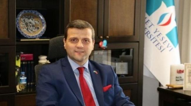 samsun haber - Samsunlu ProfesörGazi Üniversitesi Rektör oldu