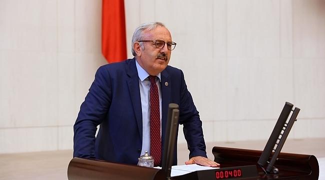 Milletvekili Yaşar Samsun için soru önergesi verdi