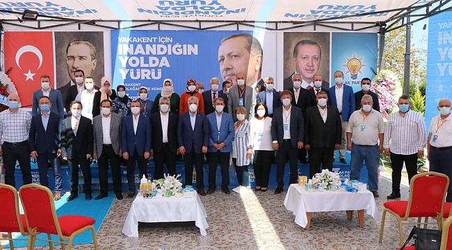 samsun haber - AK Parti Yakakent'te 'Korkmaz' dedi