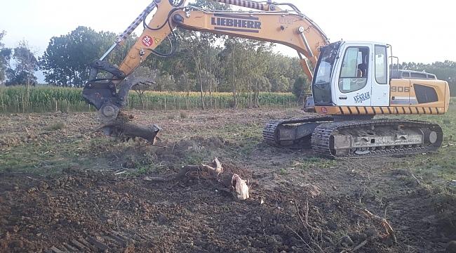 samsun haber - Tarımsal atıklar toplanıyor, çiftçiler kazanıyor