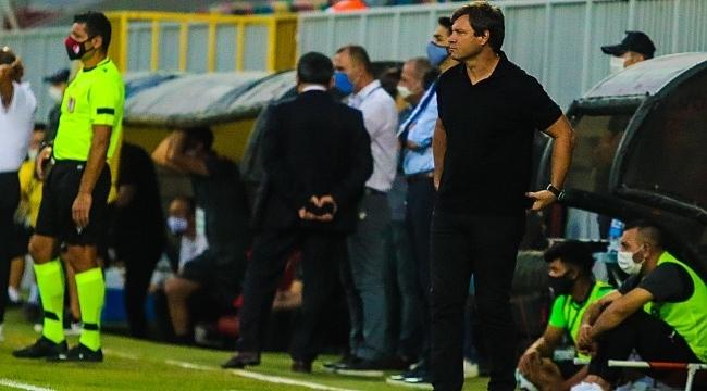 samsun haber - Teknik Direktör Sağlam Altay maçını değerlendirdi