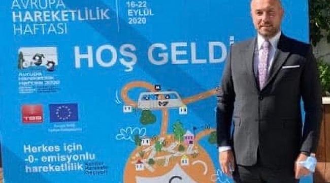 Tekkeköy Belediyesi'ne ödül