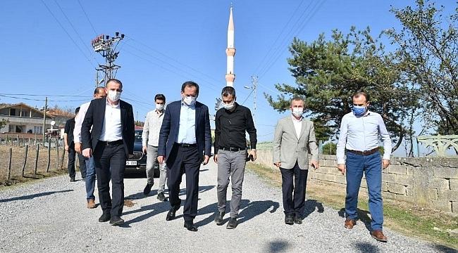 Başkan Demir: Yatay kalkınmayı başaran en iyi il olacağız
