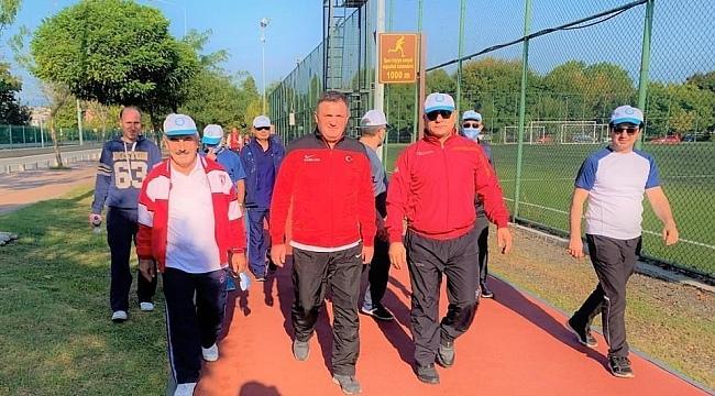 Bem-Bir-Sen'den Sağlıklı Yaşam İçin Spor Yürüyüşü