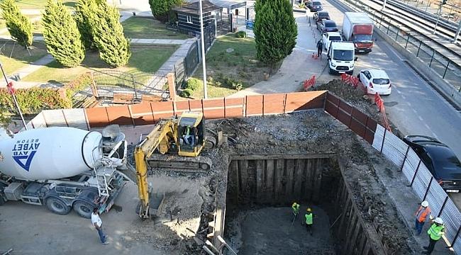 Büyükşehir'den su baskınlarına karşı 10 milyon TL' lik yatırım