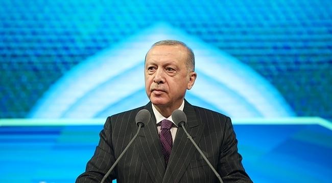 Cumhurbaşkanı Erdoğan: Üniversitelerde yüz yüze eğitimi başlatacağız