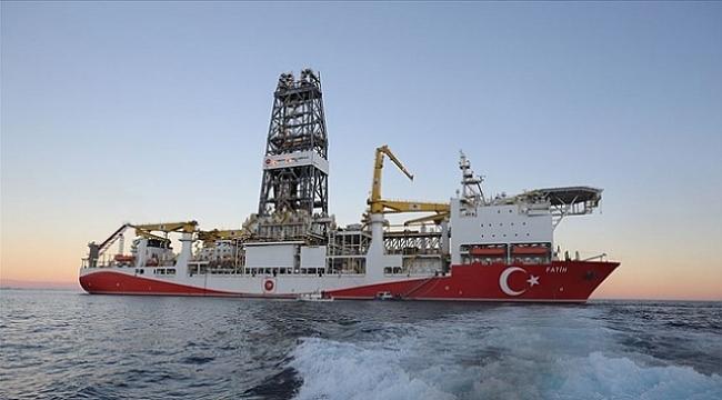 Karadeniz'de toplam doğal gaz rezerv miktarı 405 metreküpe ulaştı