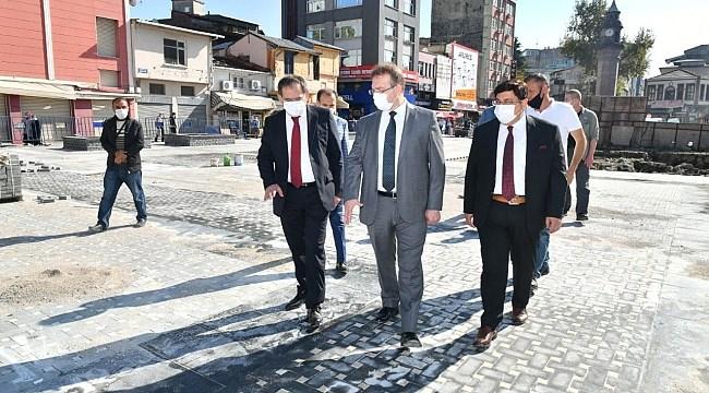 samsun haber - Adalet Bakan Yardımcısı Yılmaz'dan Samsun'a ziyaret