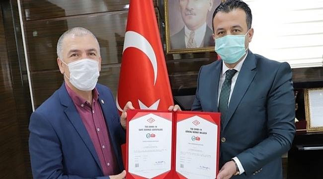 samsun haber - Çarşamba Belediyesi Karadeniz'de bir ilki gerçekleştirdi