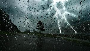 samsun haber - Meteorolojiden Samsun'a sağanak yağış uyarısı