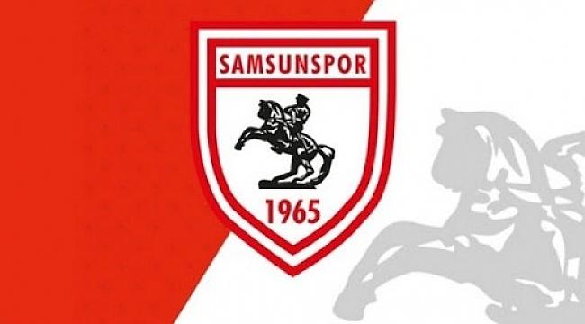 Samsunspor ilk yarıda 1-0 önde