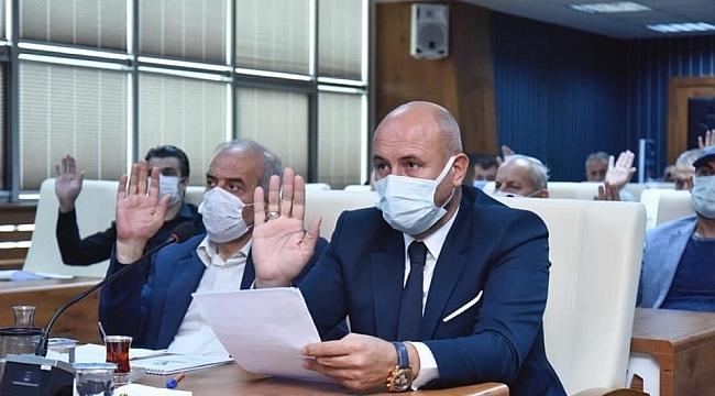 Tekkeköy Belediyesi'nin bütçesi 120 milyon lira oldu