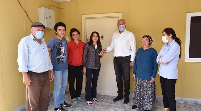 Tekkeköy sosyal belediyecilikte rakipsiz