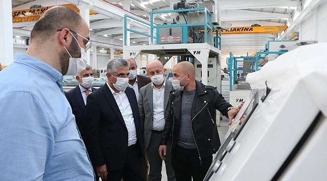 Başkan Aksu: Samsun ihracatın merkezi olmaya aday