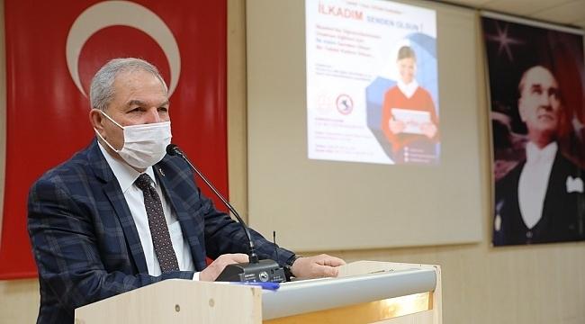 Başkan Demirtaş'tan Sınıf Tam Öğretmenim projesine büyük destek