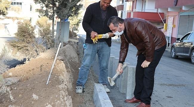samsun haber - Kavak'ta hayat durdu hizmet durmadı
