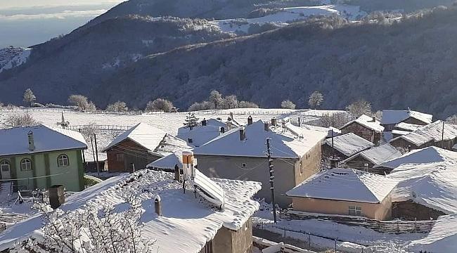 Samsun'a yağış ve kar uyarısı