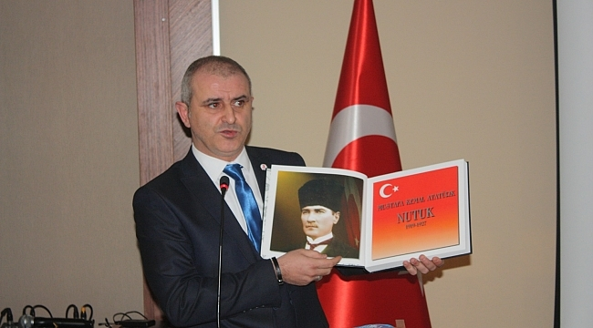 samsun haber - Gökhan Cıgalı İlk Parti İl Başkanı oldu