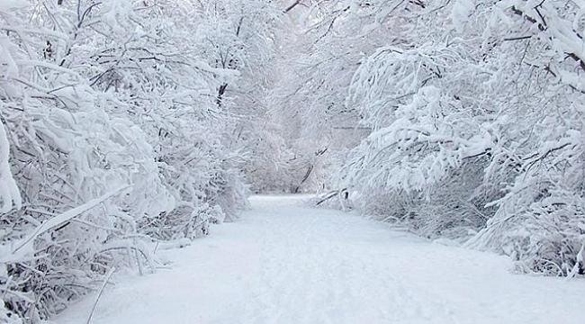 samsun haber - Meteorolojiden Samsun'a kar uyarısı
