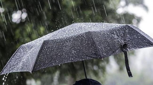 samsun haber - Meteorolojiden Samsun'a yağış uyarısı