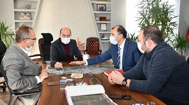 samsun haber - Terme'nin çehresini değiştirecek proje
