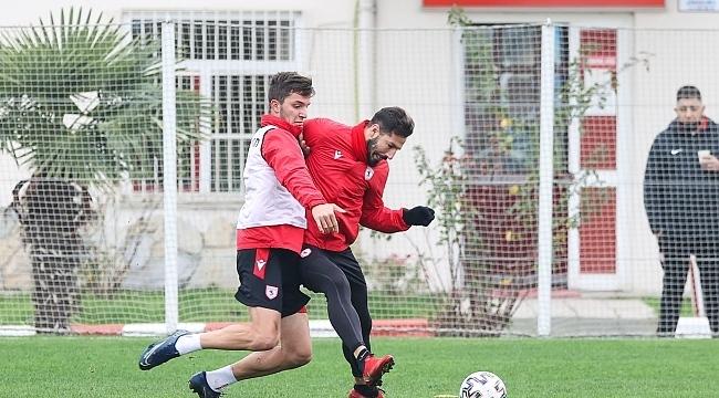 Samsunspor Fatsa Belediyespor ile hazırlık maçı yapacak